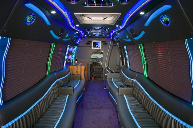2016 Customized Specialty Vehicles Stallion Party At Http